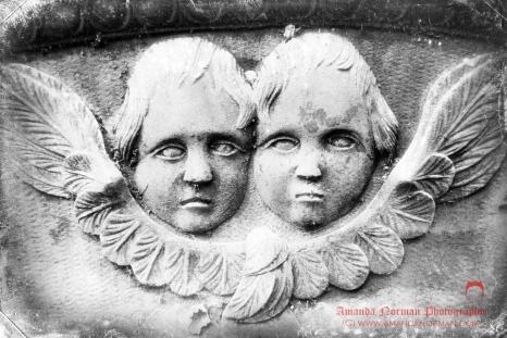 Cherub Death Heads