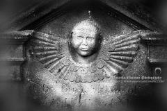 Bird Headstone