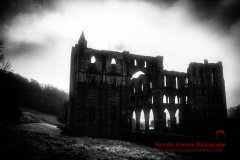 Rievaulx Abbey Infrared