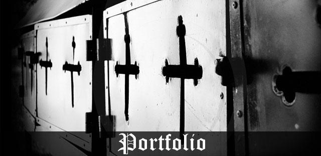 Amanda Norman's Gothic Horror Photography
