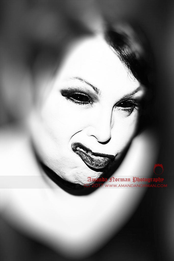 Portrait of Amanda Norman