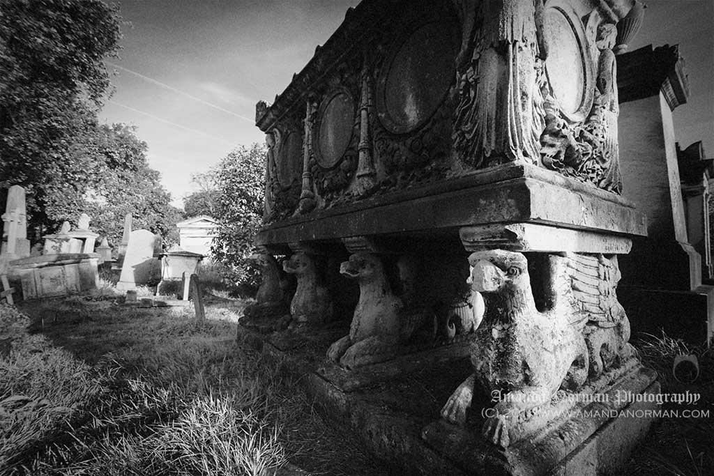 Kensall Green William Tomb