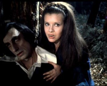 Female Vampires of Hammer Horror