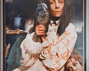 Ingrid Pitt signed autograph for LiaCarla