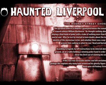 Haunted Liverpool Rodney St
