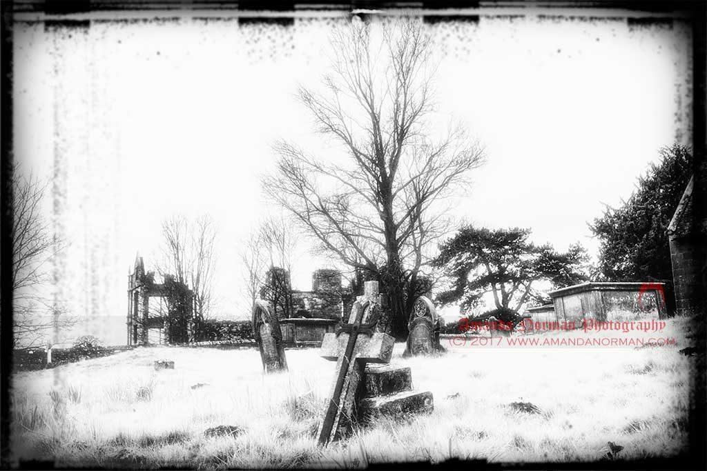 Moreton Corbet Graveyard