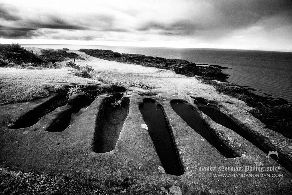 Rock Cut Graves Heysham