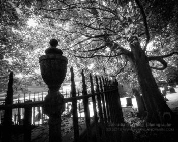 Graveyard photography by Liverpool photographer Amanda Norman