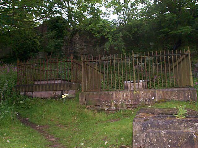 Graves in Heysham