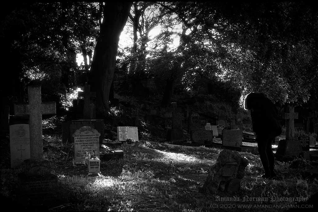Graves Among Shadows