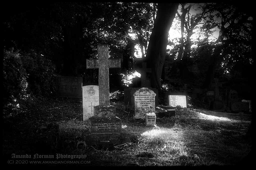 Heysham Graves