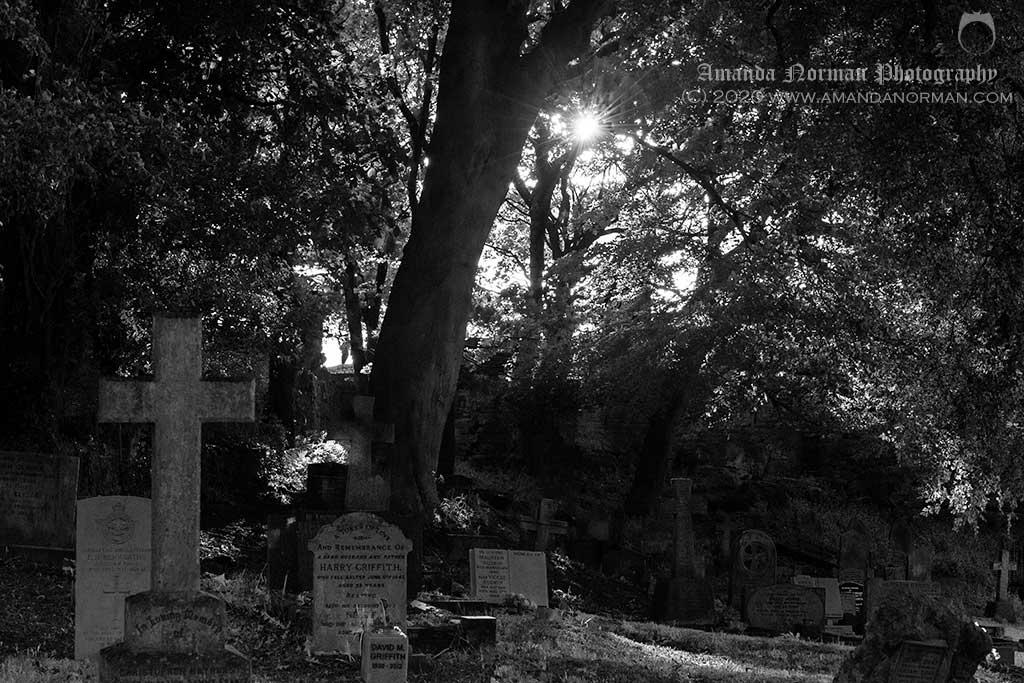 Heysham Graveyard